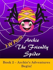 wee archie spider