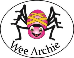 wee archie the spider