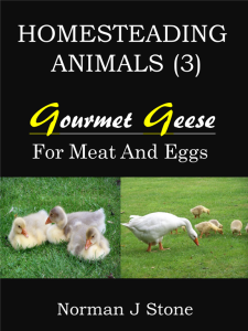 Book on rearing Geese