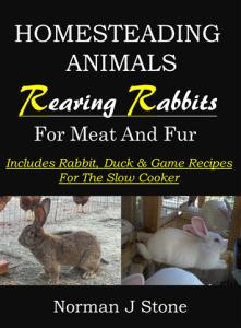 rearing rabbits book