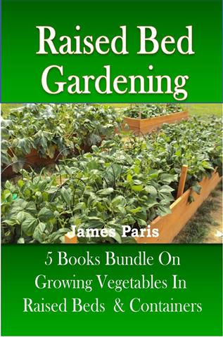 Raised Bed Gardening Bundle