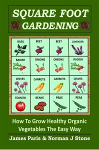 square foot gardening book