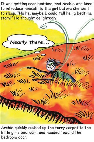 children's spider stories